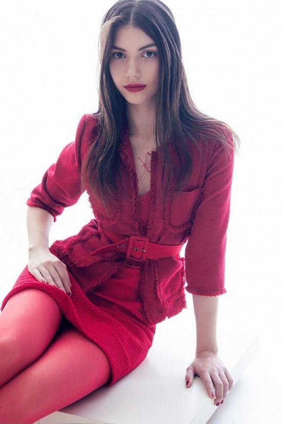 Maura Dudas UK London Freelance Model Models Fashion